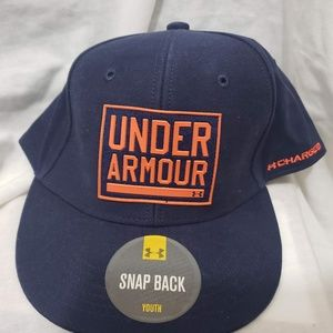 Under Armour Youth Snapback cap